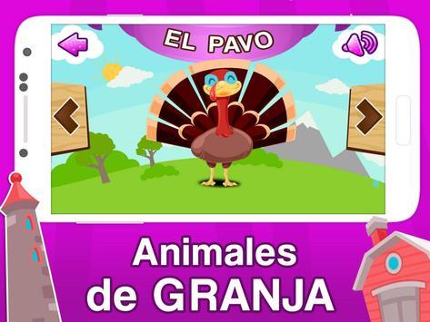 Sonidos de animales screenshot 5