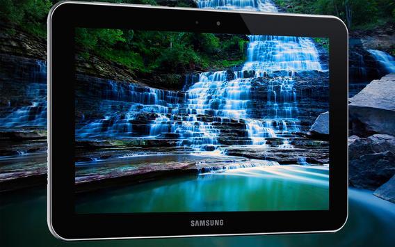 New Waterfall Live Wallpaper apk screenshot