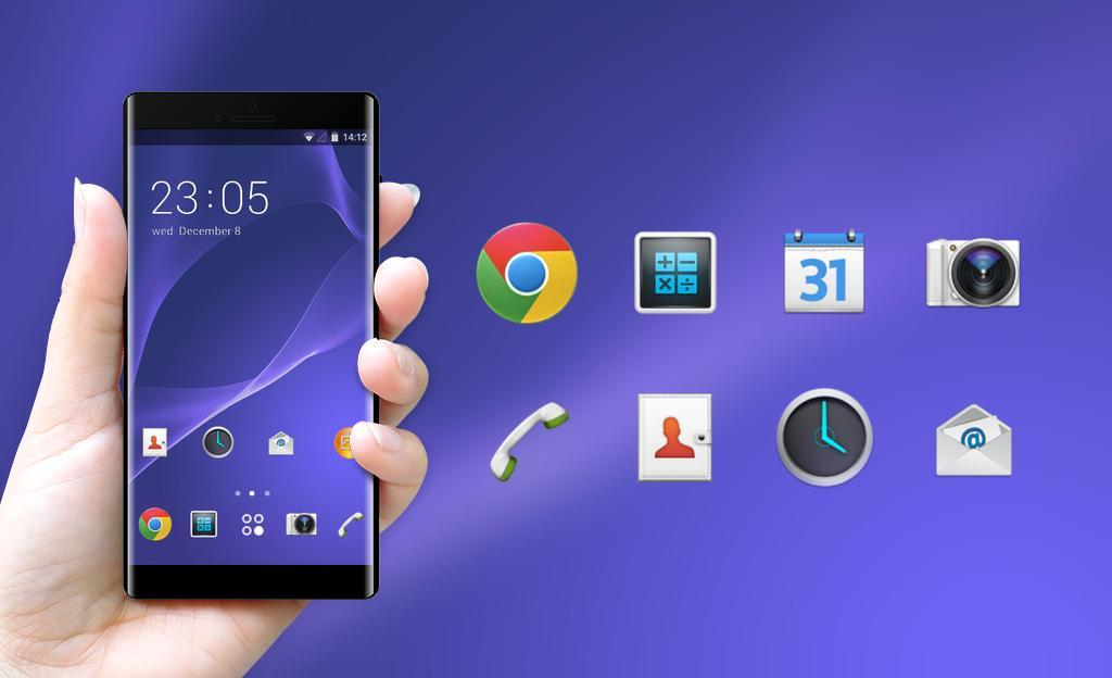 Theme for Sony Xperia C3 Dual HD for Android - APK Download