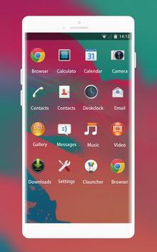 Theme for Sony Xperia M2 Aqua screenshot 1