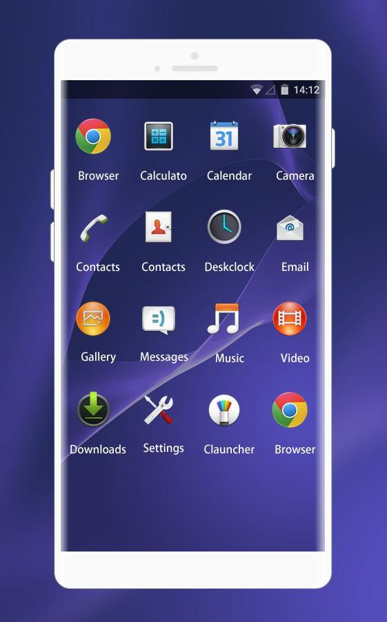 Theme for Sony Xperia T3 HD poster