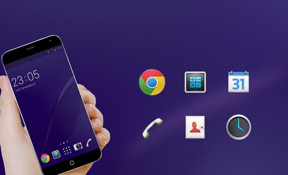 Theme Sony Xperia Z2 Wallpaper & Icon screenshot 3