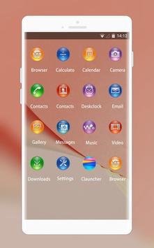 Theme for Sony Xperia ZL2 screenshot 1