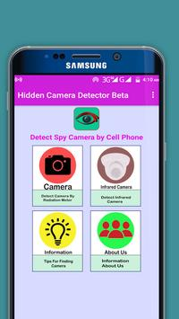 Hidden Camera Detection - Identifier Detectorit poster