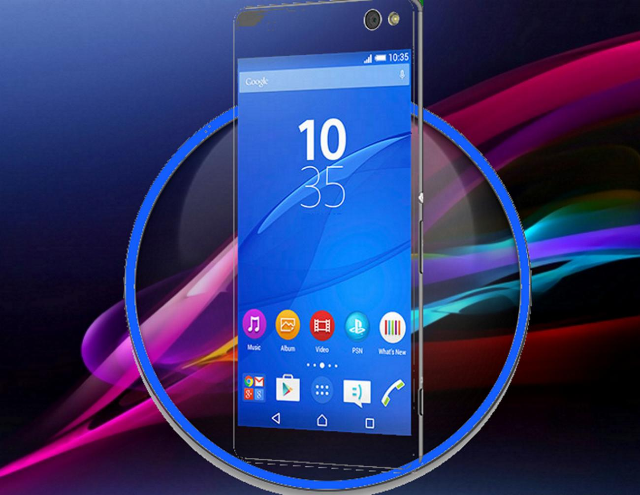 Launcher Theme for Sony Xperia for Android - APK Download