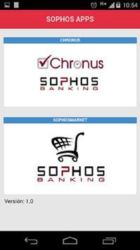 SophosApps poster