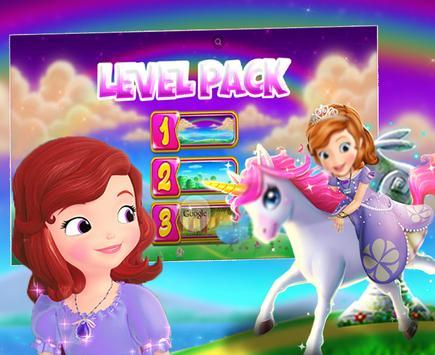 The spirit of princess Sofia's horse game apk screenshot