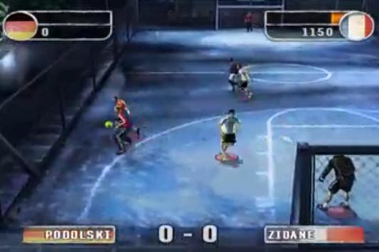 Cheat FIFA Street 2 screenshot 5