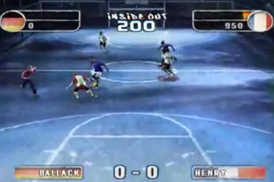 Cheat FIFA Street 2 screenshot 7