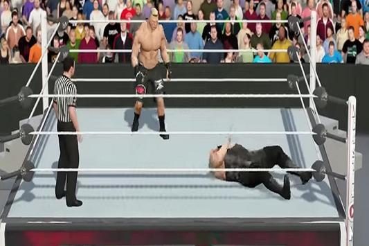 Game WWE 2K17 Smackdown Trick screenshot 4