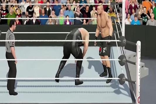 Game WWE 2K17 Smackdown Trick screenshot 5