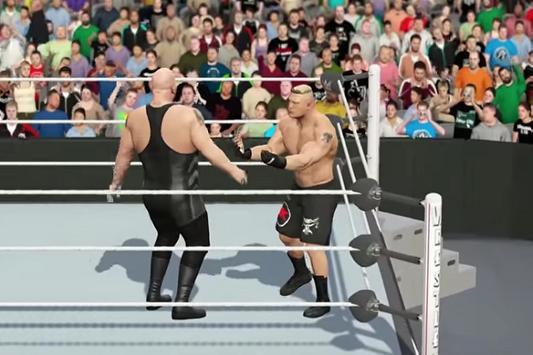 Game WWE 2K17 Smackdown Trick screenshot 6