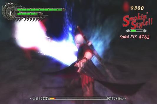 Tricks Devil May Cry 4 screenshot 2