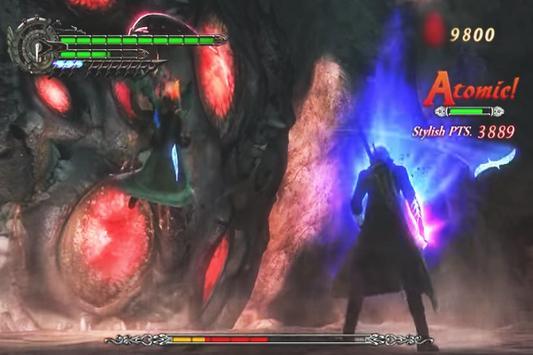 Tricks Devil May Cry 4 screenshot 7