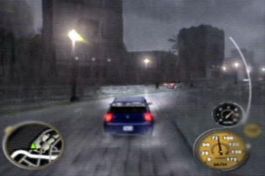 Trick Midnight Club 3 Win screenshot 2