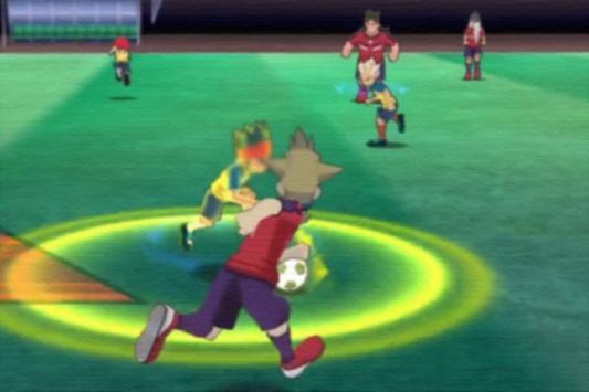 Hint Inazuma Eleven Football Win screenshot 1