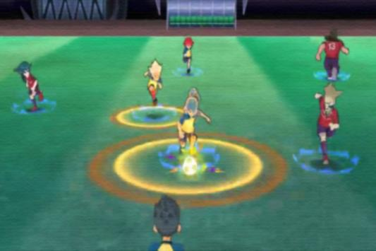 Hint Inazuma Eleven Football Win screenshot 4