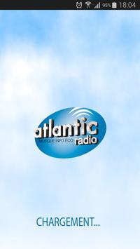 ATLANTIC RADIO poster