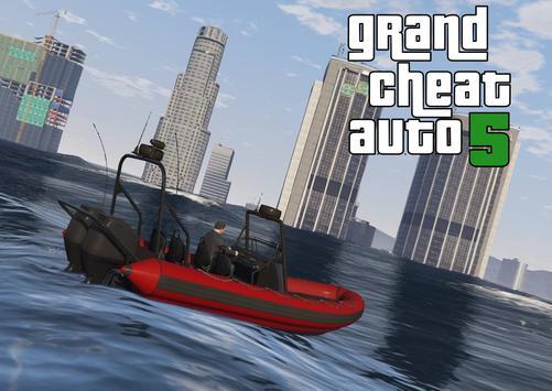 Cheats Mods for GTA 5 screenshot 3