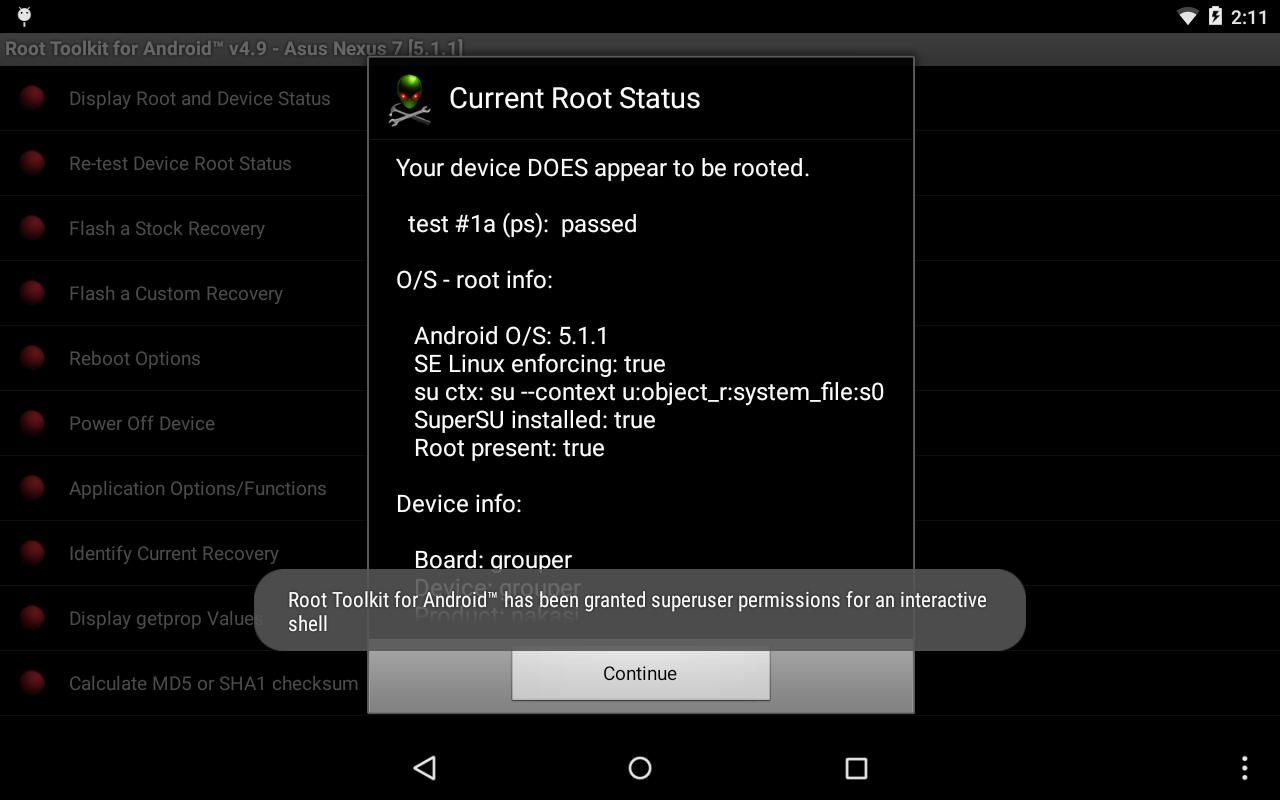 Root Toolkit for Android™ for Android - APK Download