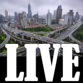 Satellite Live Maps View icon