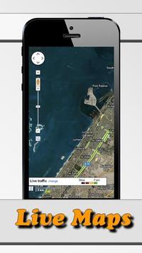 Satellite Live Maps View apk screenshot