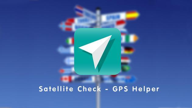 Satellite Check - GPS Helper apk screenshot