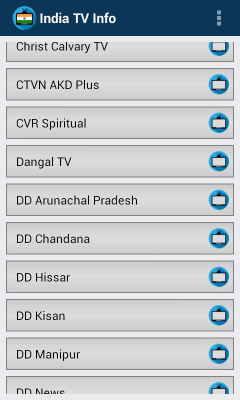 TV India Online Info Channels for Android - APK Download