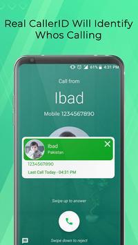 Real Caller : Caller ID : Spam Calls Detector स्क्रीनशॉट 7