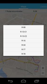 Rutas León screenshot 2