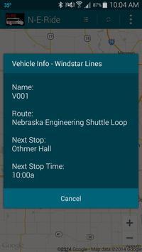 N-E-Ride screenshot 1