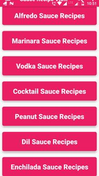 Sauce Recipes Video : BBQ, Easy, Best, Delicious screenshot 15