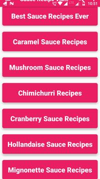 Sauce Recipes Video : BBQ, Easy, Best, Delicious screenshot 13