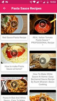 Sauce Recipes Video : BBQ, Easy, Best, Delicious screenshot 3