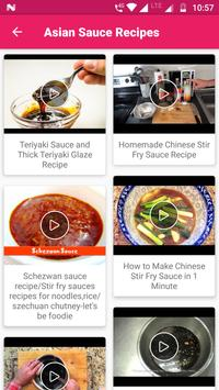 Sauce Recipes Video : BBQ, Easy, Best, Delicious screenshot 8