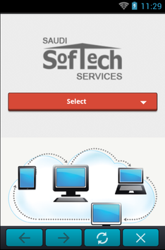 SAUDI SOFTECH screenshot 3