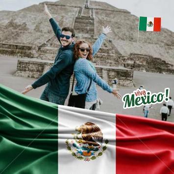 Mexico flag photo editor screenshot 11