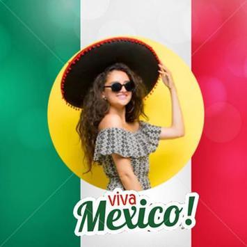 Mexico flag photo editor screenshot 1
