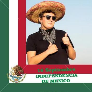 Mexico flag photo editor screenshot 3