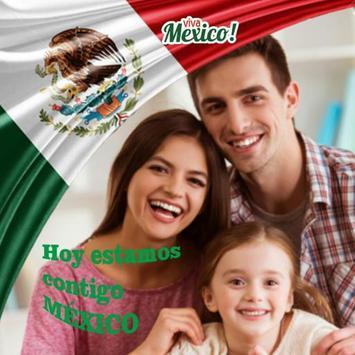 Mexico flag photo editor screenshot 5