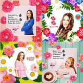 Custom Mother's Day Greeting Card icon