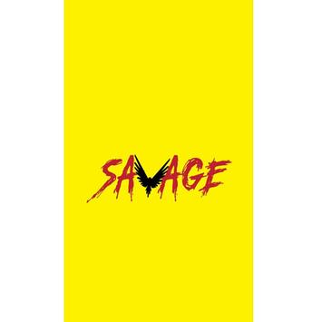 Savage Wallpaper poster ...