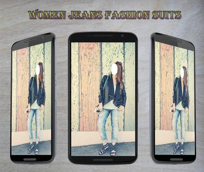 Women Jeans Fashion Suits apk screenshot