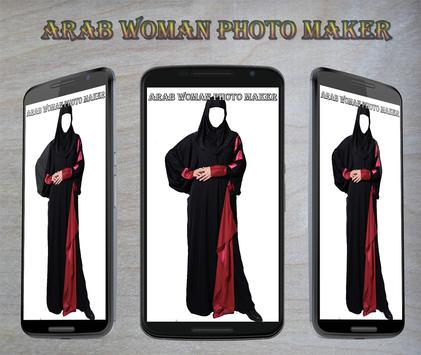 Arab Woman Photo Maker apk screenshot