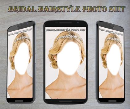 Hairstyle Photo Suit poster