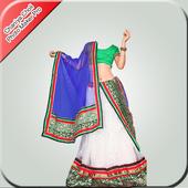 Chaniya Choli Photo Maker Pro icon