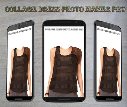 Collage Dress Photo Maker Pro apk screenshot