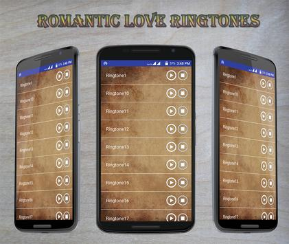 Romantic Love Ringtones screenshot 1