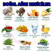 Dogal Agri Kesiciler icon