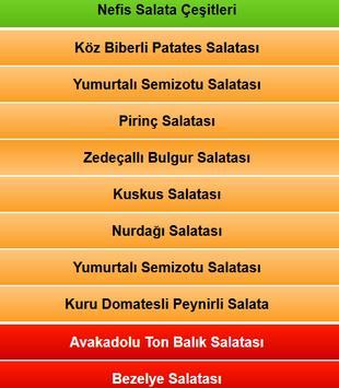 Nefis Salatalar poster